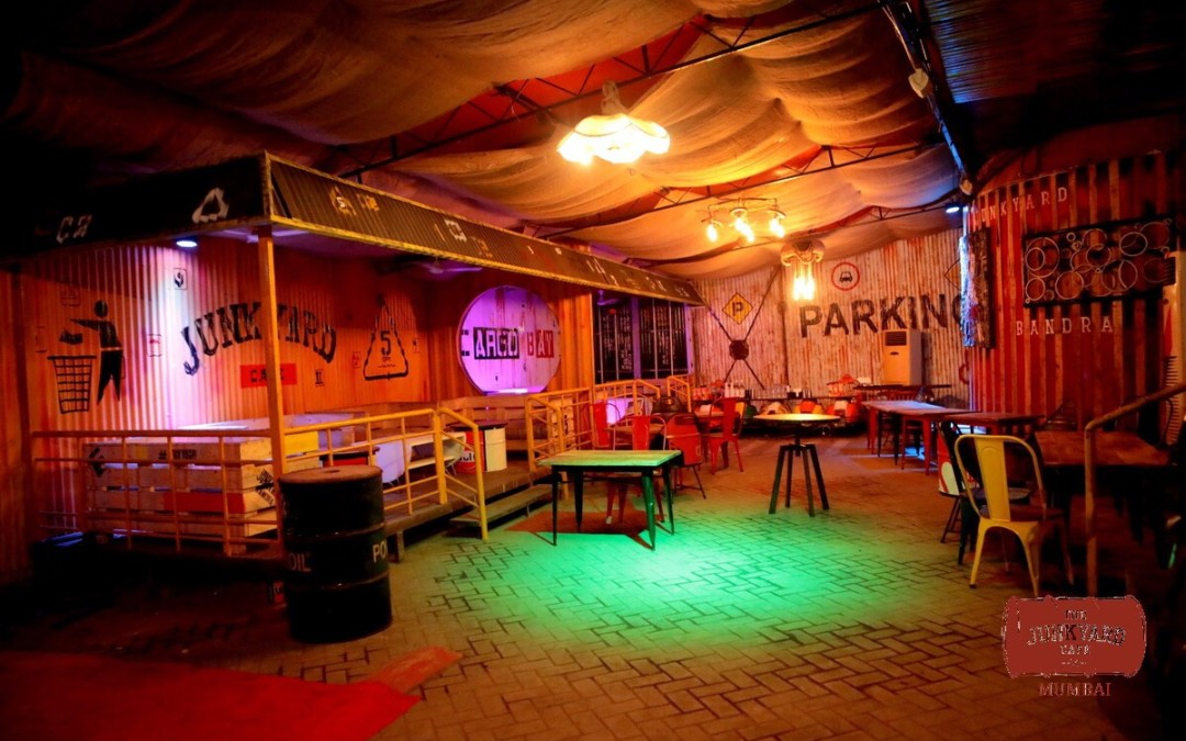 Get your groove on with some delightful cocktails at this Bandra bar.