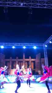 Cultural performances, Rann Utsav.