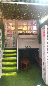 Cafe Neo, Shivaji Park, Dadar, Mumbai.