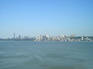 Mumbai, the city of dreams.