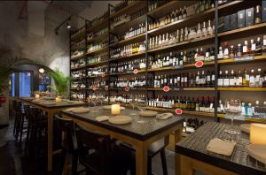 The Wine Rack, Lower Parel, Mumbai.