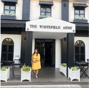 The Whitefield Arms at The Waverly, Bengaluru.