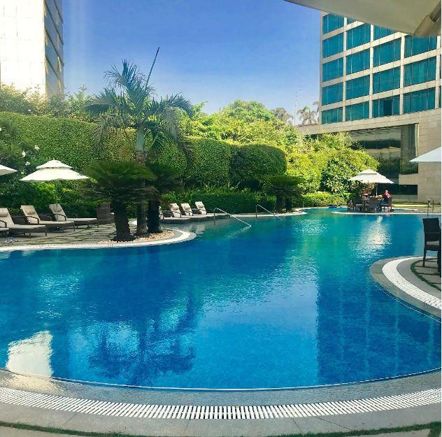 Escape to ultimate luxury at Hyatt Regency Mumbai.