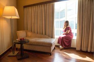 Relax in the comfort of your room at Hyatt Regency Mumbai.