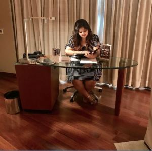 Work out of the comfort of your room at Hyatt Regency, Mumbai.