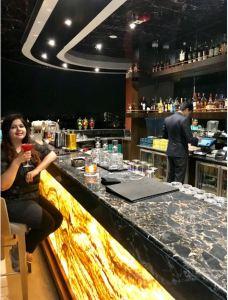 Electrifying Bar at Nazaara.