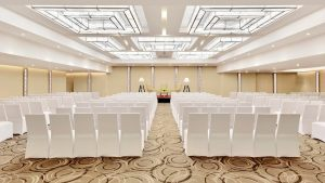 Crystal Meeting Room, Courtyard by Marriott Hebbal.