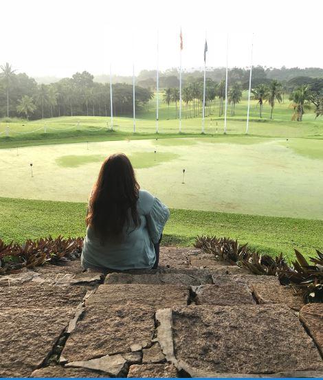 Victoria Golf & Country Resort. Kandy, Sri Lanka.