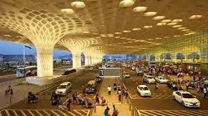 Terminal 2, Chhatrapati Shivaji Airport, Mumbai.