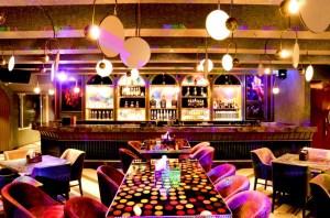 Club Area, Playboy Lounge Nashik.
