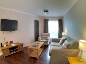 My 1BHK  luxury serviced apartment by Mansley in Edinburgh.