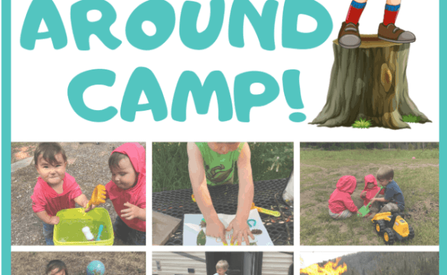 11 Easy Camping Activities And Ideas For Kids That Are
