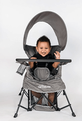 baby camp chair plastic tables and chairs the 15 best camping for babies toddlers of 2019 that