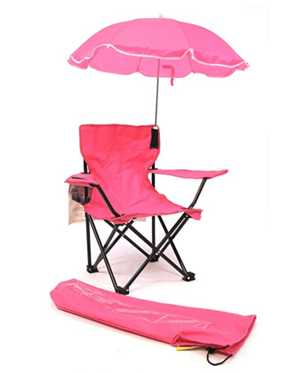 camping chairs with canopy wicker dining indoor uk the 15 best for babies and toddlers of 2019 that umbrella chair