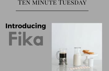 Fika Tuesday