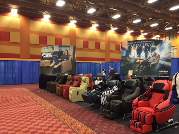 positive posture massage chair heavy duty folding trade show time for inada and the creative alliance chairs 1