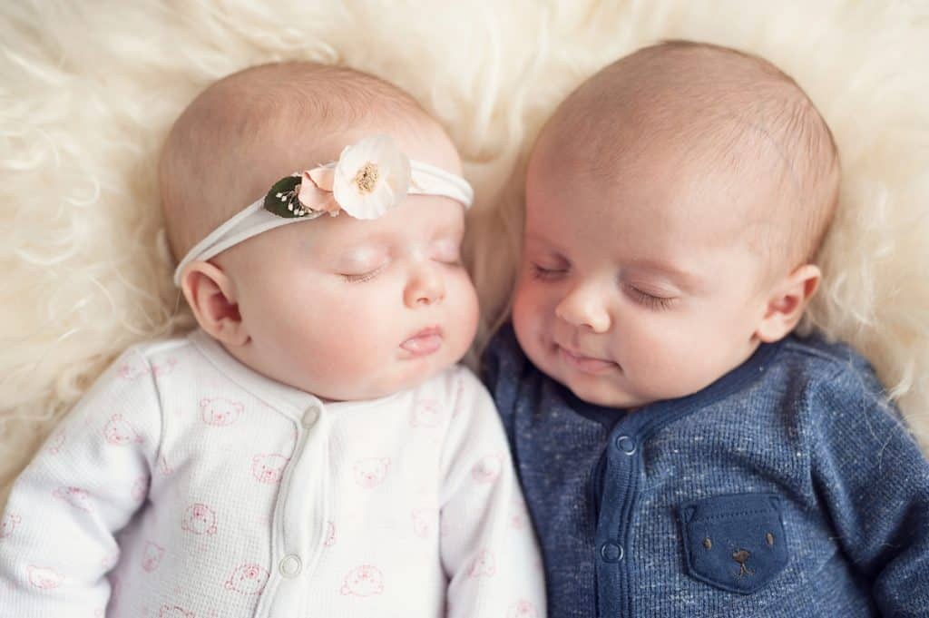 twins 3 month update