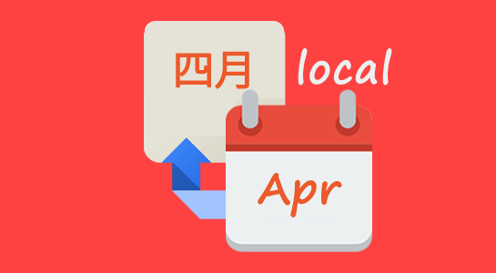How To convert DATE in other language in PHP