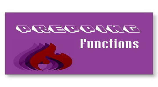 Prepping Functions in CodeIgniter