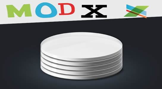 execute custom query in modx