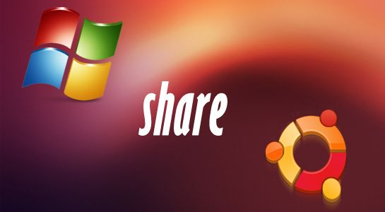 To access windows share in ubuntu