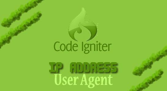 Get IP address in CodeIgniter