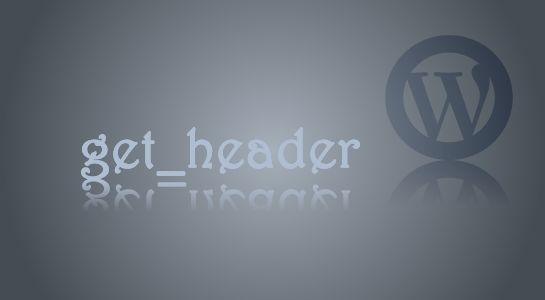 Multi Header in Wordpress
