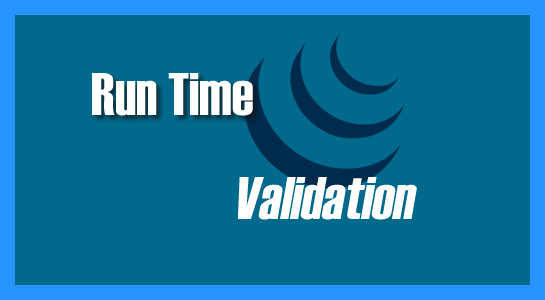 Run-Time Validation using jquery