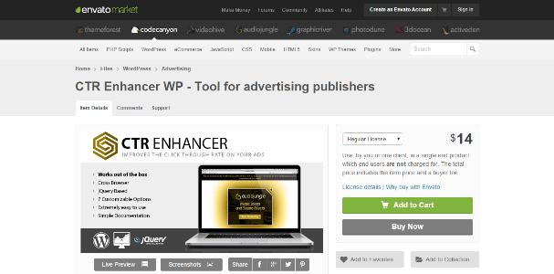 CTR Enhancer for WordPress