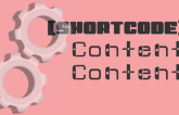Solution: Shortcode move to top of content issue