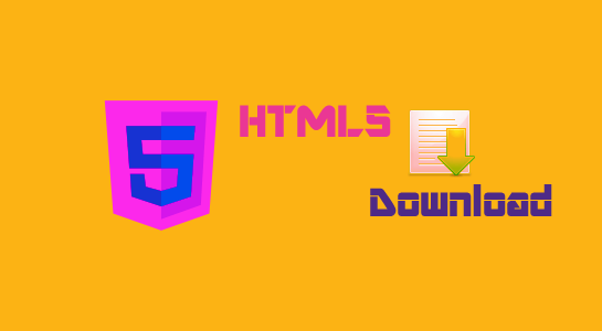 html5 download