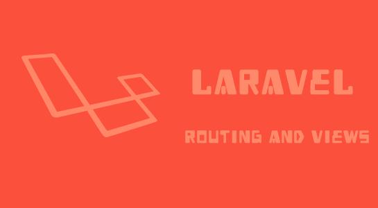 laravel-routing-and-views