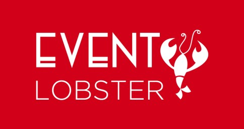 Event Lobster Logo and Site Design