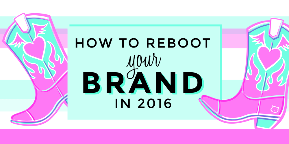 Reboot your brand workbook