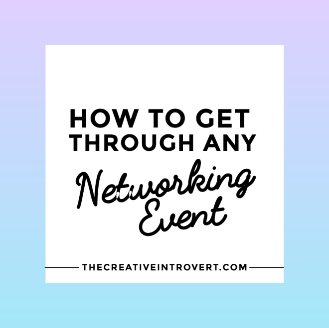 Not another networking event! It's cool - with these 7 tips, you'll be fine no matter how awkward you are ;)