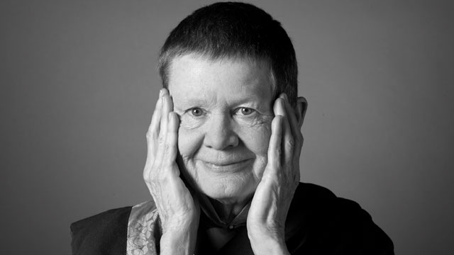 Pema Chodron: When things fall apart