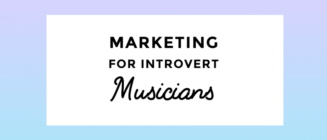 Marketing for musicians