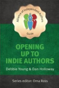 opening up to indie authors