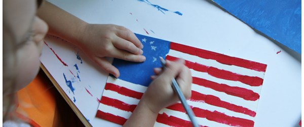 American Flag Painting Projects