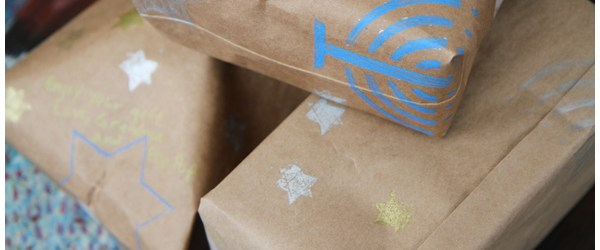 Simple Hanukkah Crafts
