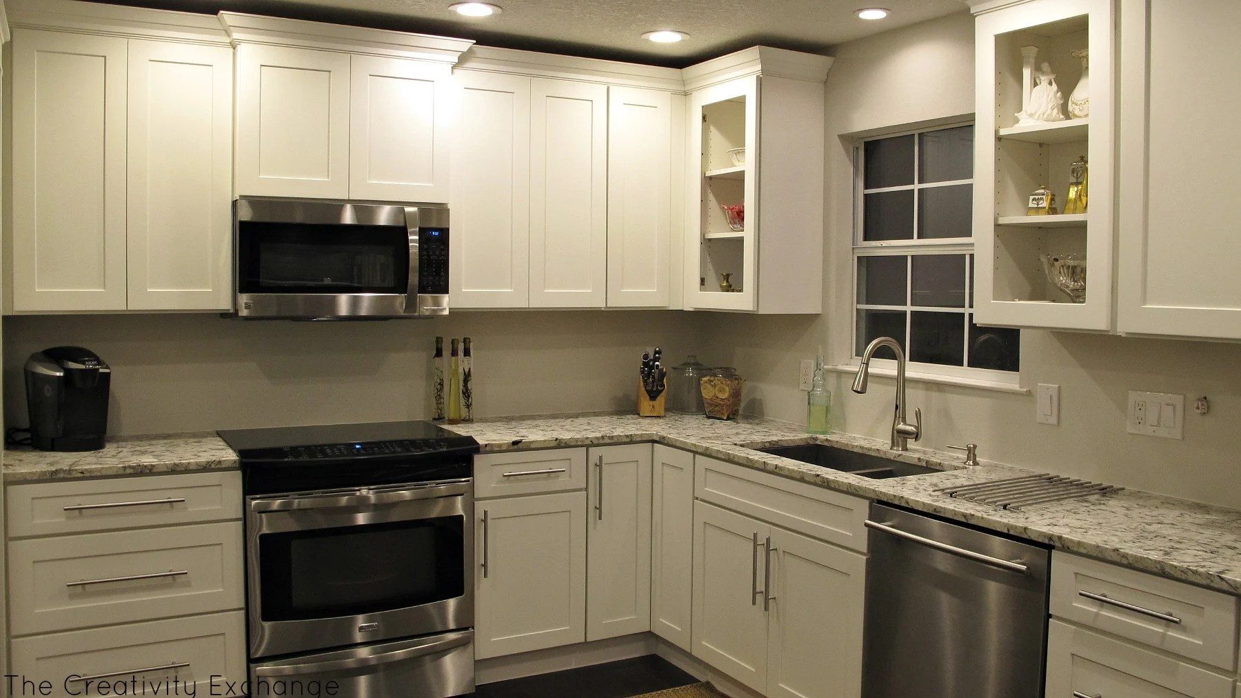 Cousin Franks Amazing Kitchen Remodel Before  After
