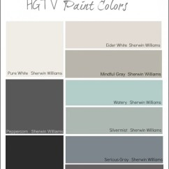 Top Sherwin Williams Paint Colors For Living Room Popular Color Schemes Rooms Hgtv From Favorite Collections