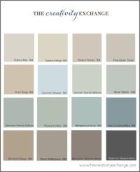 2015 Most Popular Exterior Paint Colors