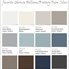 Top Sherwin Williams Paint Colors For Living Room Decorate Large Rectangular Favorite Pottery Barn 2014 Collection