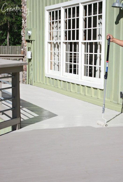 Behr Deckover Is One Of The Best Deck Paints On Market