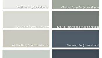charcoal paint colorRepose Gray from Sherwin Williams Color Spotlight