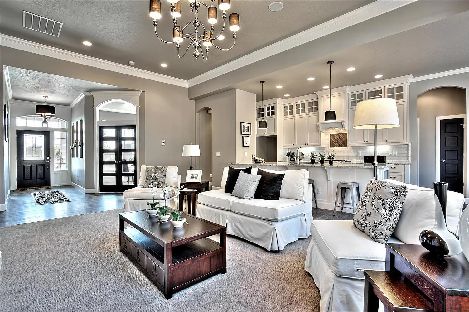 neutral paint colors for living room 2016 christmas decorating small rooms bestselling sherwin williams wall color is requisite gray clark and co homes