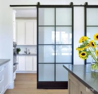 Modern and Rustic Interior Sliding Barn Door Designs