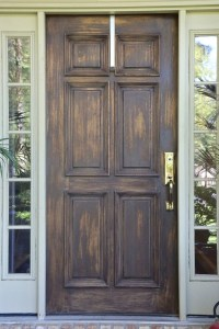 Fall Front Door Makeover