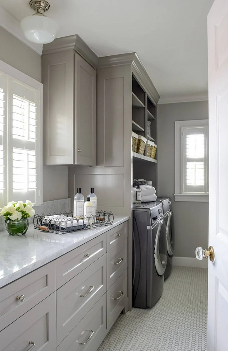 Creative and Inspiring Laundry Rooms